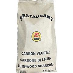 Carbón vegetal 15 kg