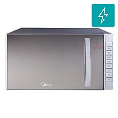 Horno microondas digital 23 litros silver
