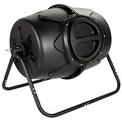 Compostera tombola 64x65x48 cm negro