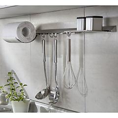 Organizador de cocina 10x90x90 cm aluminio