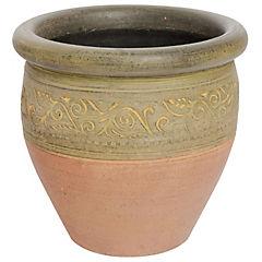 Macetero de cerámica 20x20 cm