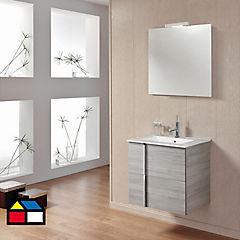 Mueble vanitorio 59,5x56,5x44,3 cm Gris