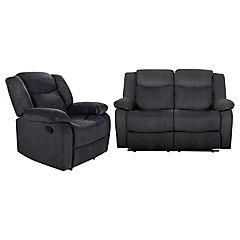 Juego de living Relax 2 cuerpos + sillón