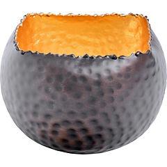 Porta Tealight oro 13x13x9 cm