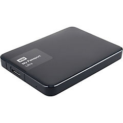 Disco duro 1 TB My Passport negro