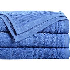 Toallón 460 gr 100x150 cm azul