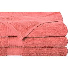 Toalla 480 gr 70x140 cm rosado