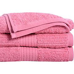 Toalla 480 gr 48x85 cm rosado