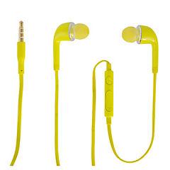 Audífonos manos libre 2 vías EO-HS3303Y amarillo