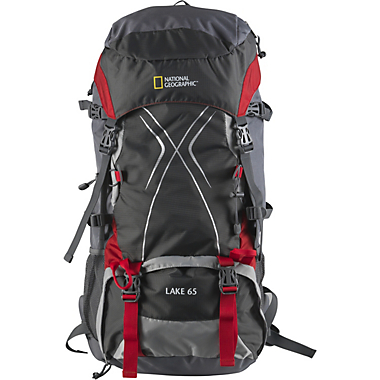 9db5071fb Mochila de camping Lake 65 l - National Geographic - 3176789
