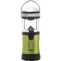Lámpara verde baterías AA multifuncional