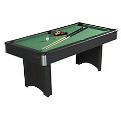 Mesa de pool 78x91x182 cm