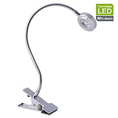 Lámpara de escritorio LED 50 cm 3 W