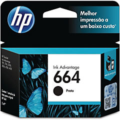 Cartridge 664 black ink