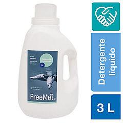 Detergente líquido concentrado 3 litros