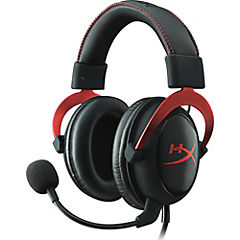 Audífonos Gaming Hyperx Red