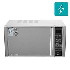 Horno microondas digital 30 litros gris