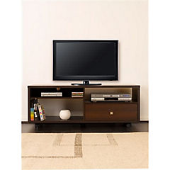 Rack de TV 40x120x39 cm chocolate