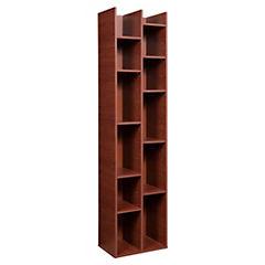 Librero 13 repisas 181x44x30cm
