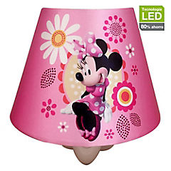 Lámpara de noche Minnie LED
