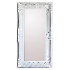 Espejo 99x180 cm crema