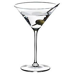 Set de copas para vino cristal 130 ml 2 unidades