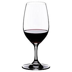 Set de copas para vino cristal 240 ml 2 unidades