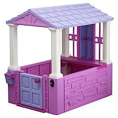 Cabaña infantil 110x77x103 cm plástico