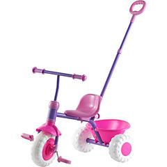 Triciclo para niña con agarre