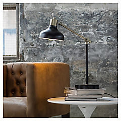 Lámpara de mesa 19 cm 150 W