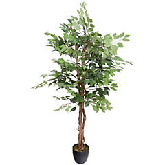 Ficus artificial 150 cm con macetero