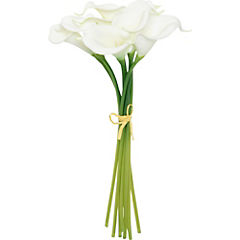 Cala artificial 35 cm Blanco