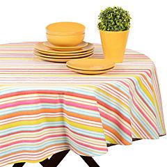Mantel colores Rayas 180 cm