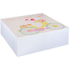 Caja decorativa 8x24x24 cm MDF