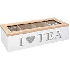 Caja para té 11x17 cm blanco
