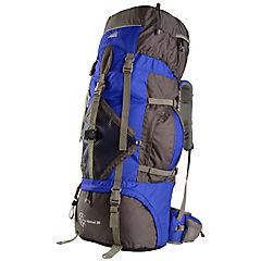 Mochila Pro Altit 95 l gris / azul
