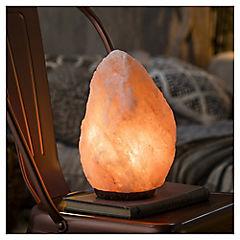 Lámpara de sal 26 cm 25 W