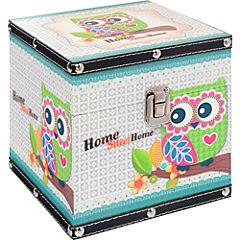 Caja decorativa 18x18x18 cm madera