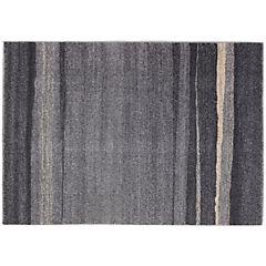 Alfombra Océano 140x200 cm gris