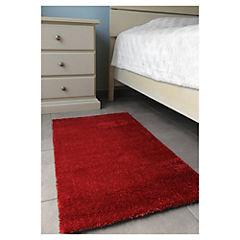 Alfombra Delight Cosy 80x150 cm rojo