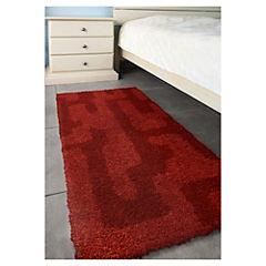 Alfombra Noblese Cosy 80x150 cm rojo