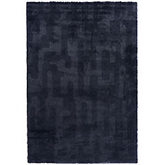 Alfombra Noblese Cosy 160x230 cm negro
