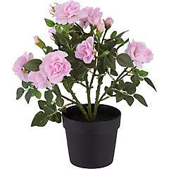 Rosa artificial 21x28 cm Rosado