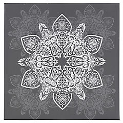 Canvas decorativo Mandala 60x60 cm