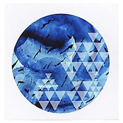 Canvas decorativo Blue Moon 60x60 cm