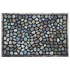 Limpiapiés Piedras 45x75 cm