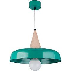 Lámpara colgante 26 cm 60 W