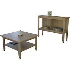 Mesa de centro arrimo essential oak