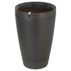 Macetero inteligente 31,2x20,5 cm negro