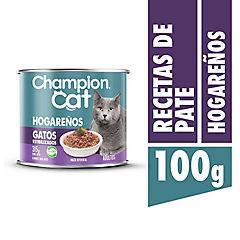 Alimento húmedo para gato adulto 315 gr salmón